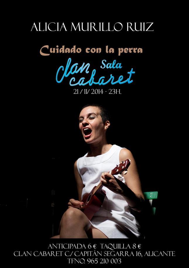 cartel Alicante