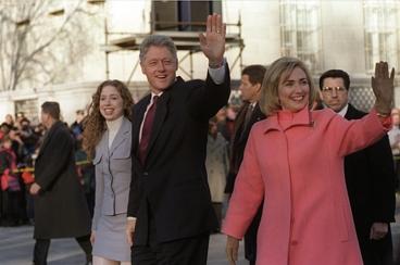 La Hillary primera dama. esposa como Dios manda
