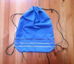 MOCHILA azul, modelo único. 12 €. COMPRAR