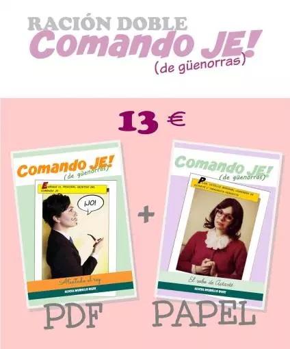 2 LIBROS. Las dos novelas de Alicia a 13 € COMPRAR